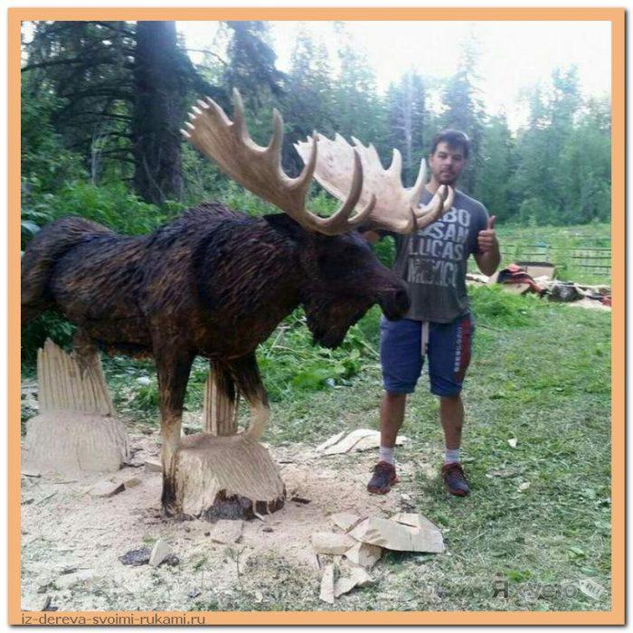 1512121272 90 - Из дерева своими руками. Мастер-классы по дереву - Подборка изделий и поделок из дерева, 24 фото