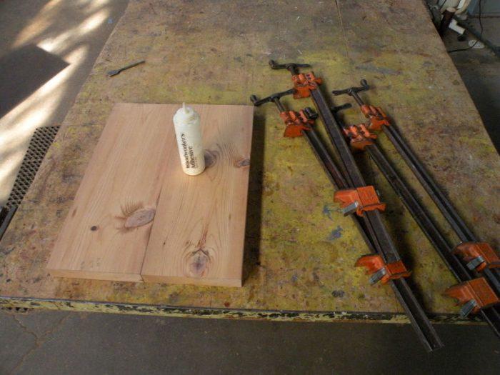 1415732298 KyFBsnML - Из дерева своими руками! Интересные деревянные поделки, мебель, мастер-классы по дереву - Тумбочка из древесных остатков