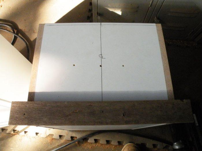 1415733788 xhtrRAGZ - Из дерева своими руками! Интересные деревянные поделки, мебель, мастер-классы по дереву - Тумбочка из древесных остатков