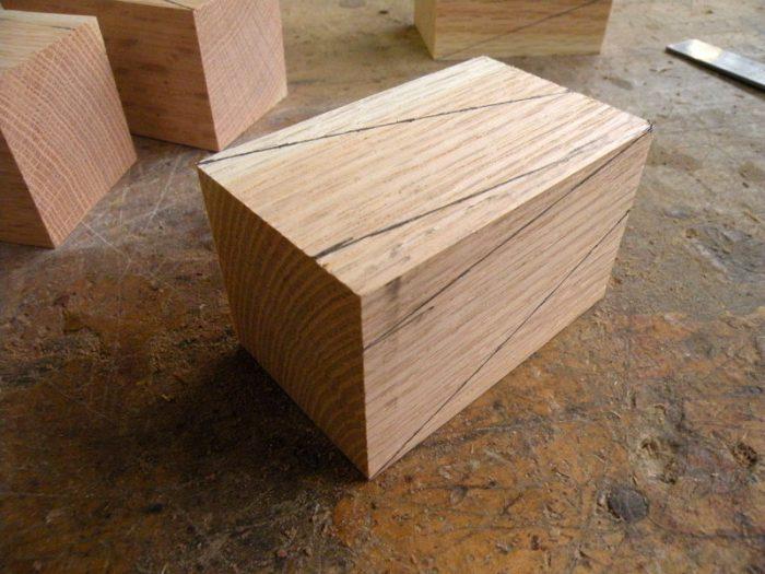 1415734812 ZCLYcKLG - Из дерева своими руками! Интересные деревянные поделки, мебель, мастер-классы по дереву - Тумбочка из древесных остатков