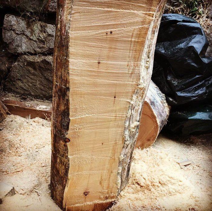 152588321717846512 - Из дерева своими руками. Мастер-классы по дереву - Бородач из куска бревна