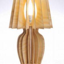 Настольная лампа-ночник своими руками