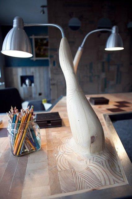 wood izdeliya 39 - Из дерева своими руками. Мастер-классы по дереву - 40 необычных изделий из дерева