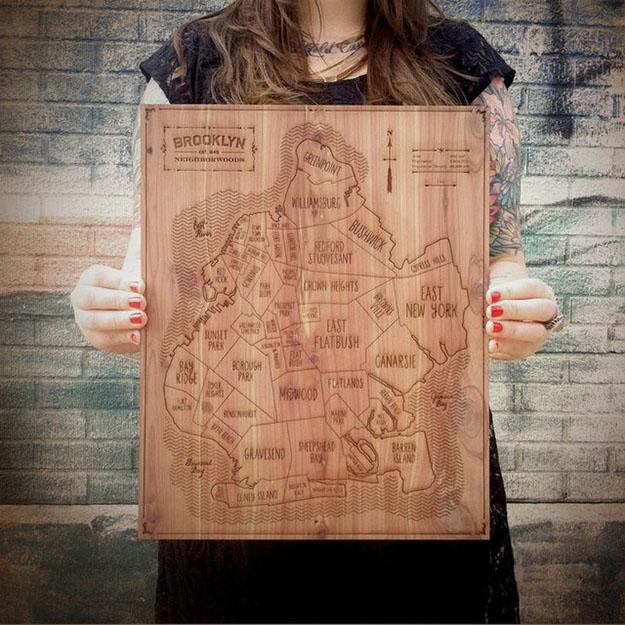 wood izdeliya 9 - Из дерева своими руками. Мастер-классы по дереву - 40 необычных изделий из дерева