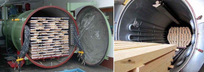 3. ПРОИЗВ. - Из дерева своими руками! Интересные деревянные поделки, мебель, мастер-классы по дереву - Термообработка дерева в домашних условиях