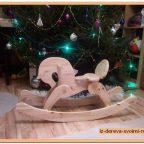 4596845 - Из дерева своими руками! Интересные деревянные поделки, мебель, мастер-классы по дереву - Лошадка-качалка из дерева своими руками + видео