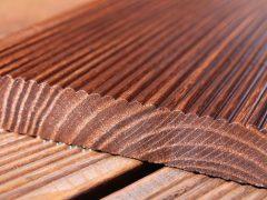 Термообработка дерева в домашних условиях