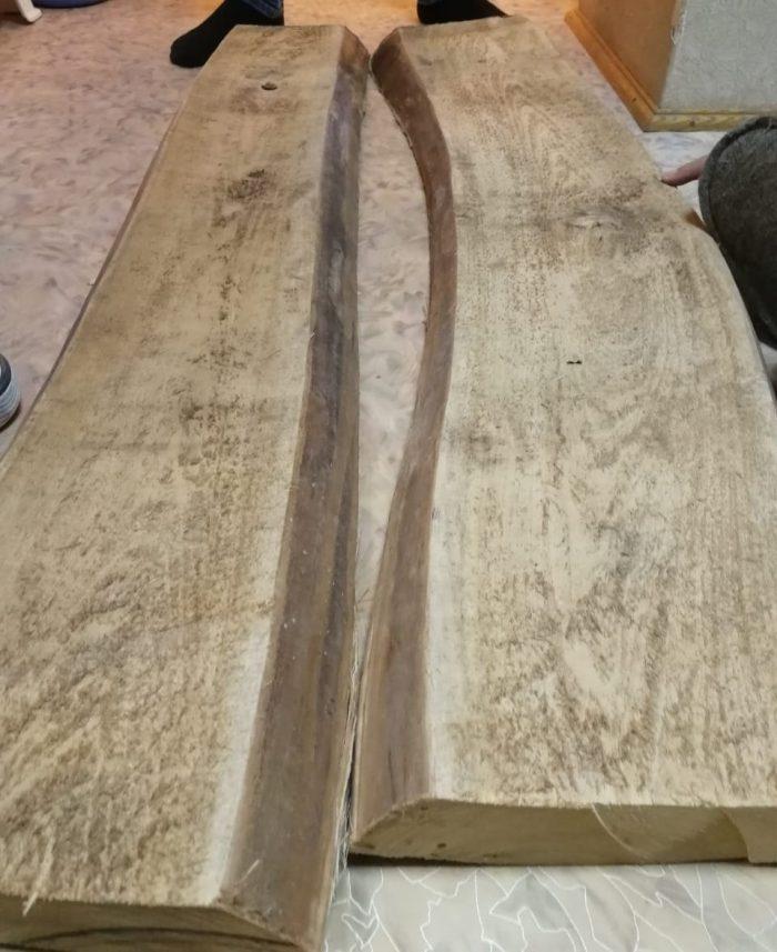 2 700x857 1 - Из дерева своими руками! Интересные деревянные поделки, мебель, мастер-классы по дереву - Дерево и эпоксидная смола. Мастер-класс изготовления стола из слэба и смолы