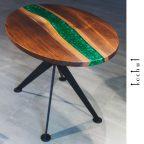 2056 1 1080x1080 700x700 1 - Из дерева своими руками! Интересные деревянные поделки, мебель, мастер-классы по дереву - Дерево и эпоксидная смола. Мастер-класс изготовления стола из слэба и смолы