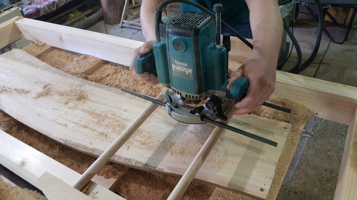 3 700x394 1 - Из дерева своими руками! Интересные деревянные поделки, мебель, мастер-классы по дереву - Дерево и эпоксидная смола. Мастер-класс изготовления стола из слэба и смолы