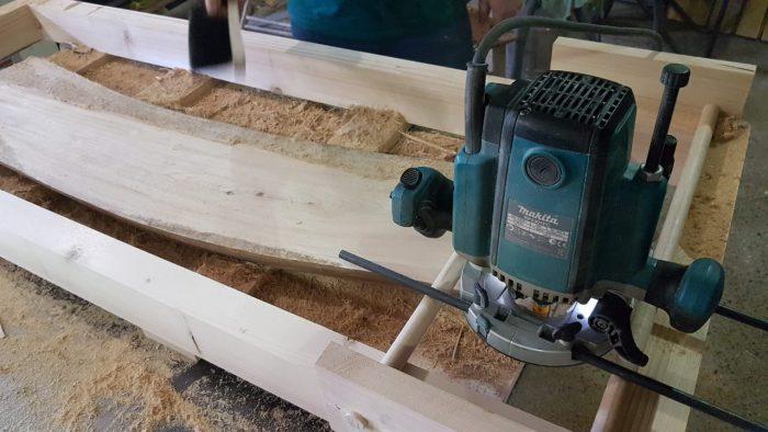 4 700x394 1 - Из дерева своими руками! Интересные деревянные поделки, мебель, мастер-классы по дереву - Дерево и эпоксидная смола. Мастер-класс изготовления стола из слэба и смолы