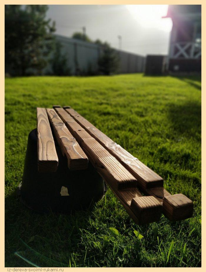 7 - Из дерева своими руками! Интересные деревянные поделки, мебель, мастер-классы по дереву - Рама для картины своими руками из сосновых брусков